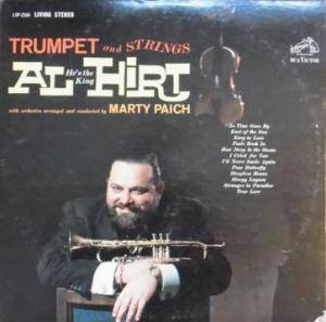 Cover - Al Hirt: Trumpet And Strings