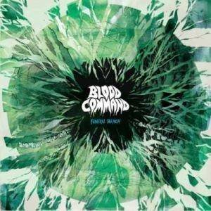 Blood Command: Funeral Beach - Cover