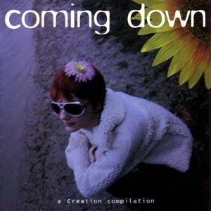 Coming Down - A Creation Compilation - Cover