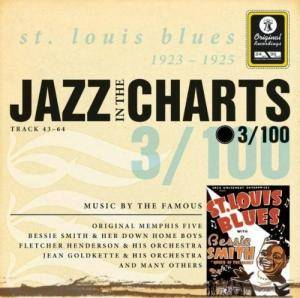 Cover - W.C. Handy's Orchestra: Jazz In The Charts 03/100