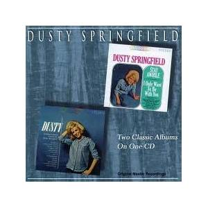 Cover - Dusty Springfield: Stay Awhile - I Only Want To Be With You / Dusty