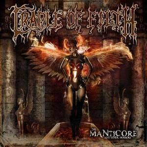 Cradle Of Filth: Manticore And Other Horrors, The - Cover