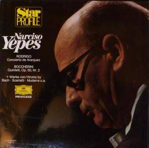 Cover - Narciso Yepes: Star Profile