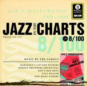 Cover - McKinney's Cotton Pickers: Jazz In The Charts 08/100