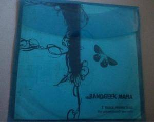 The Bandgeek Mafia: 1 Track Promo Disc - Cover