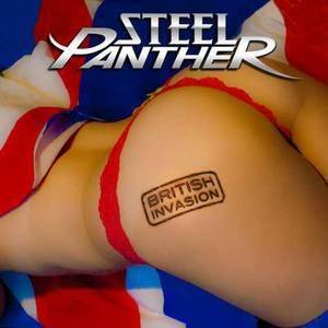 Cover - Steel Panther: British Invasion
