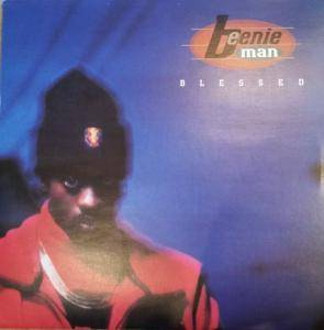 Cover - Beenie Man: Blessed