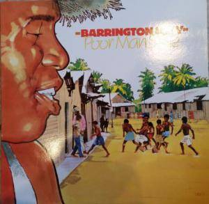 Cover - Barrington Levy: Poor Man Style