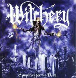 Witchery: Symphony For The Devil - Cover