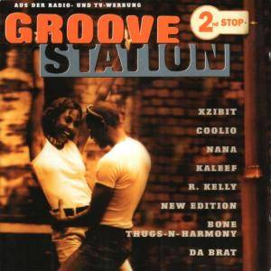 Cover - Groove Theory: Groove Station 2nd Stop