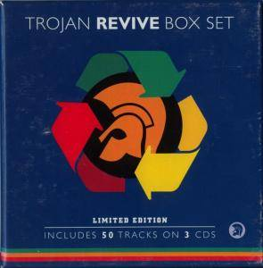 Cover - Progressions, The: Trojan Revive Box Set
