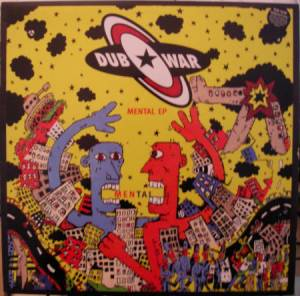 Cover - Dub War: Mental