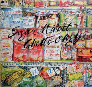 Cover - Sugar Minott: Ghetto-Ology