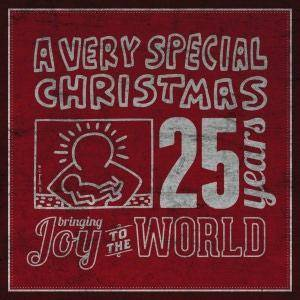Very Special Christmas - 25 Years, A - Cover