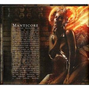 Cradle Of Filth: The Manticore And Other Horrors (CD) - Bild 3
