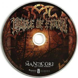 Cradle Of Filth: The Manticore And Other Horrors (CD) - Bild 6