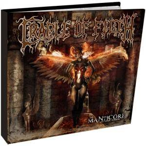 Cradle Of Filth: The Manticore And Other Horrors (CD) - Bild 9