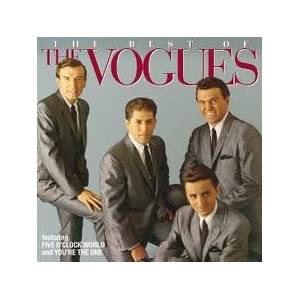 Cover - Vogues, The: Best Of The Vogues, The
