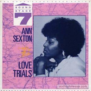 Cover - Ann Sexton: Love Trials