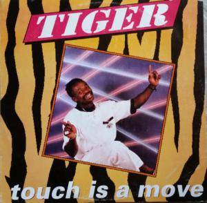 Cover - Tiger: Touch Is A Move