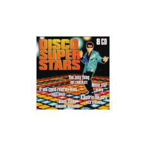 Cover - Sylvers, The: Disco Super Stars