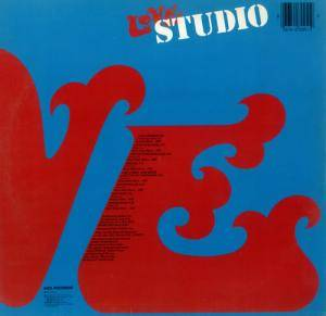 Cover - Love: Studio / Live