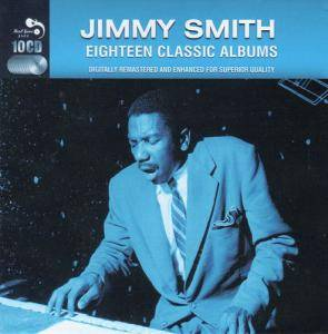 Cover - Jimmy Smith: Eighteen Classic Albums