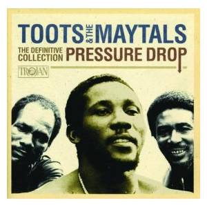 Cover - Toots & The Maytals: Pressure Drop - The Definitive Collection