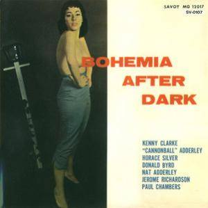 Kenny Clarke: Bohemia After Dark - Cover