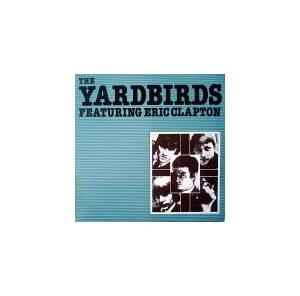 Cover - Eric Clapton & The Yardbirds: Yardbirds Featuring Eric Clapton, The