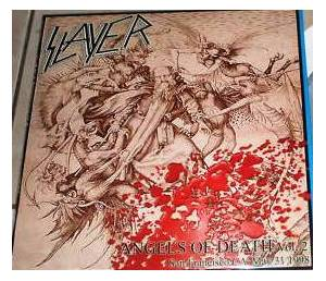 Slayer: Angels Of Death Vol. 2 - Cover