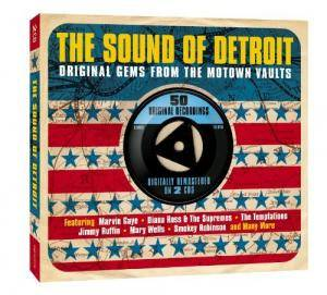 Cover - Satintones, The: Sound Of Detroit - Original Gems Form The Motown Vaults, The