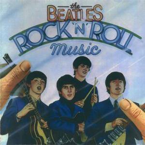 The Beatles: Rock'n'Roll Music - Cover