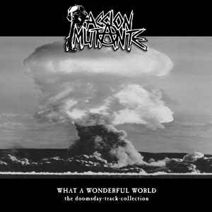 Cover - Accion Mutante: What A Wonderful World The Doomsday-Track-Collection