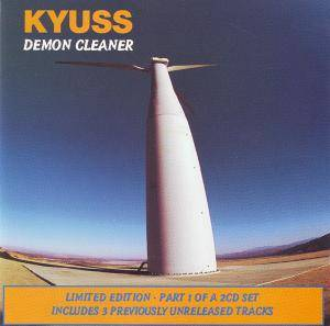 Kyuss: Demon Cleaner - Cover