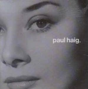 Cover - Paul Haig: Chain