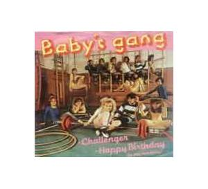 Cover - Baby's Gang: Challenger