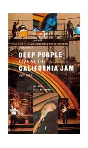 Deep Purple: Live At The California Jam - Cover