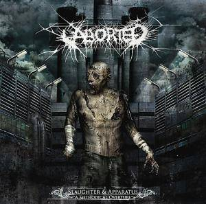 Aborted: Slaughter & Apparatus: A Methodical Overture (CD) - Bild 2