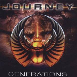 Journey: Generations - Cover