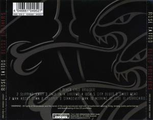 Rose Tattoo: Blood Brothers (CD) - Bild 2