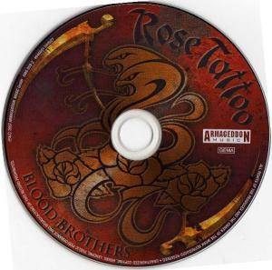 Rose Tattoo: Blood Brothers (CD) - Bild 3