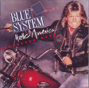 Cover - Blue System: Hello America