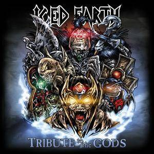 Iced Earth: Tribute To The Gods - Cover