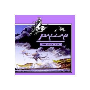 Pallas: The Sentinel (CD) - Bild 1