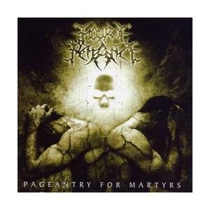 Hour Of Penance: Pageantry For Martyrs - Cover