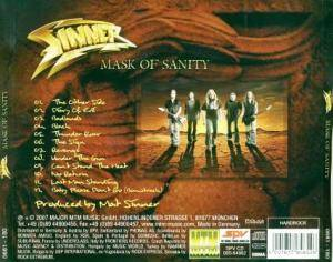 Sinner: Mask Of Sanity (CD) - Bild 2