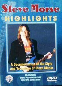 Cover - Steve Morse: Highlights