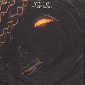 Yello: Vicious Games - Cover