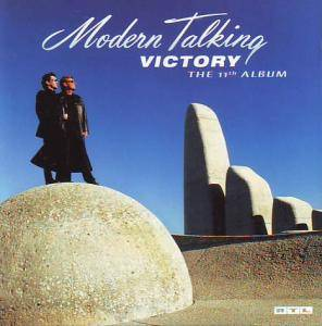 Modern Talking: Victory - Cover
